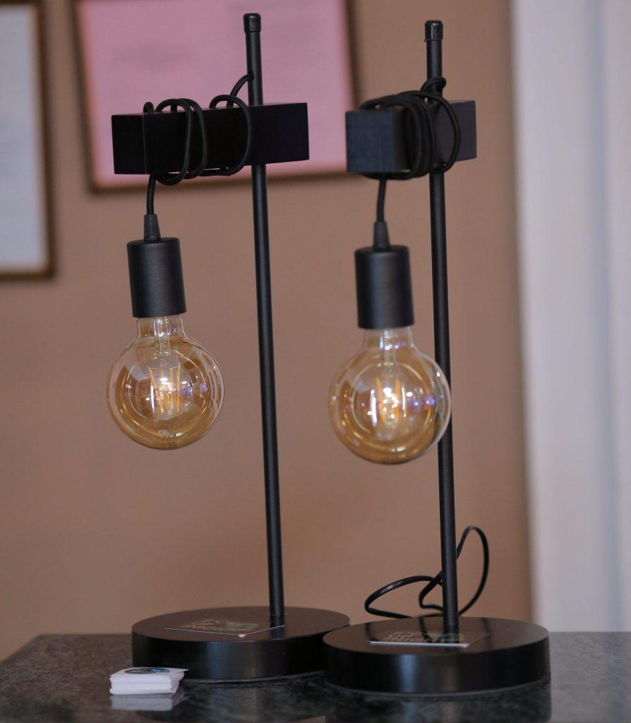 SPD presents lamps